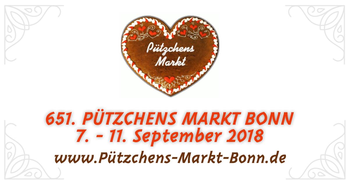 651. Pützchens Markt - 7. - 11. September 2018